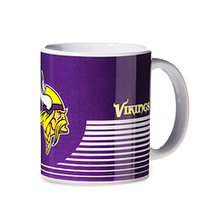 Forever Collectibles Minnesota Vikings Becher lila