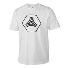Adidas T-Shirt TAN LOGO Weiß