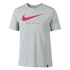 Nike FC Barcelona T-Shirt 2019/2020 Anthrazit