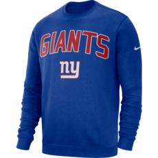 Nike New York Giants Sweatshirt NK Blau