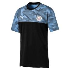 Puma Manchester City Trainingsshirt Casuals schwarz/blau