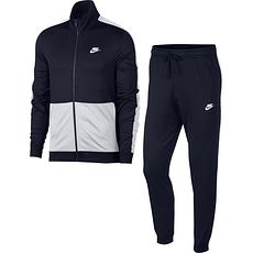 Nike Trainingsanzug NSW Marine/Weiß