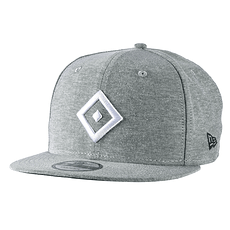 New Era Hamburger SV Cap THORE Grau