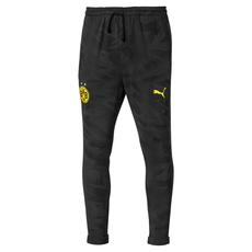 Puma Borussia Dortmund Freizeithose lang 2019/2020 Schwarz