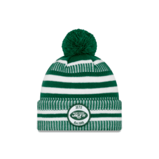 New Era New York Jets Beanie On Field Sport Knit HM grün