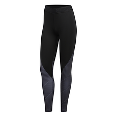 Adidas Longtights 7/8 Performance Damen schwarz