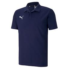 Puma Poloshirt GOAL 23 Freizeit Dunkelblau