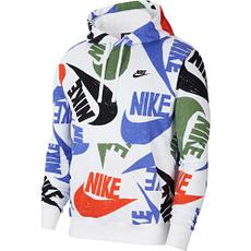 Nike Hoodie SWOOSH Div. Orange