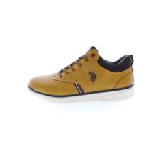 U.S. POLO ASSN. Sneaker Cree Nubuck braun