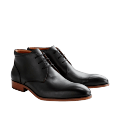 DenBroeck Boot John St. schwarz/grau