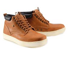 British Knights Sneaker Wood cognac/dunkelbraun