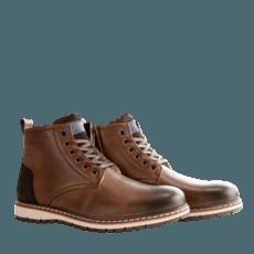 TRAVELIN OUTDOOR Winter Boot Myken dunkelbraun