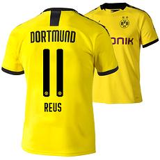 Puma Borussia Dortmund Heim Trikot REUS 2019/2020 Kinder