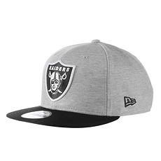 New Era Oakland Raiders Cap Established 9FIFTY schwarz