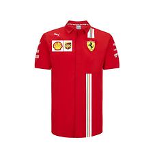 Ferrari Hemd Team 2020 rot