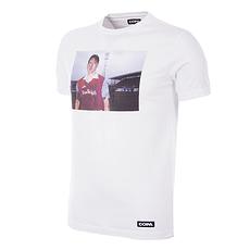 Copa T-Shirt Home of Football Burnley weiß