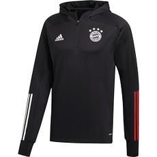 Adidas FC Bayern München Hoodie Training 2020/2021 Schwarz