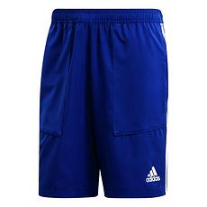 Adidas Sportshorts Tiro 19 Blau