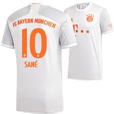 Adidas FC Bayern München Auswärts Trikot SANÈ 2020/2021