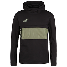 Puma Hoodie Casual FOOTBALL NEXT Schwarz/Grün