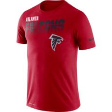 Nike Atlanta Falcons T-Shirt NK 2019/2020 Rot