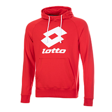 Lotto Hoodie Smart HD FT rot
