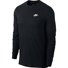 Nike Shirt Langarm Schwarz