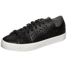 Adidas Sneaker CourtVantage Cutout Damen schwarz/weiß