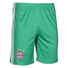 Adidas FC Bayern München Torwartshorts 2019/2020 Heim Kinder