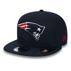 New Era New England Patriots Cap Diamond 9FIFTY blau