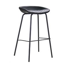 BREAZZ Stuhl Trenton schwarz
