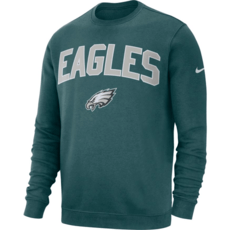 Nike Philadelphia Eagles Sweatshirt NK 2019/2020 Grün