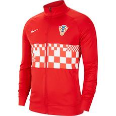 Nike Kroatien Track Jacket EM 2021 Rot