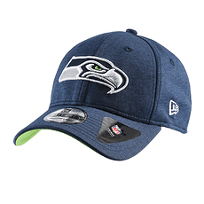 New Era Seattle Seahawks Cap Shadow Tech 39THIRTY blau