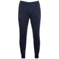 Nike FC Chelsea Trainingshose Fleece dunkelblau/weiß