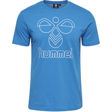 hummel T-Shirt Peter blue aster