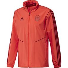 Adidas FC Bayern München Allwetterjacke 2019/2020 Rot