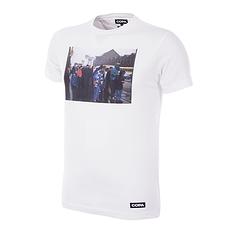 Copa T-Shirt Home of Football Greenock Morton weiß