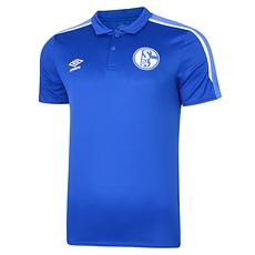 Umbro Fußball FC Schalke 04 S04 Trainingsshorts Fußballshorts Herren