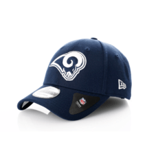 New Era Los Angeles Rams Cap The League blau