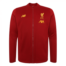 New Balance FC Liverpool Trainingsjacke 2019/2020 Rot
