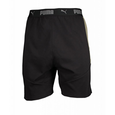 Puma Shorts Casual FOOTBALL NEXT Schwarz/Grün