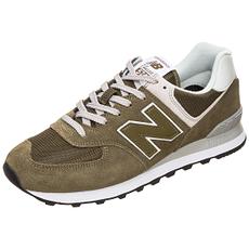 New Balance Sneaker ML574-EGO-D oliv