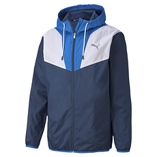 Puma Windbreaker REACTIVE Blau