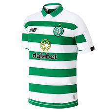 New Balance Celtic Glasgow Trikot 2019/2020 Heim
