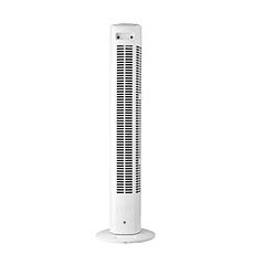 FlinQ Turmventilator mit Fernbedienung weiß