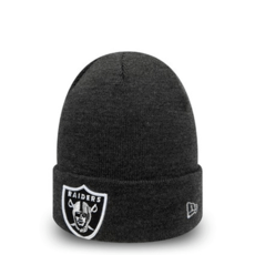 New Era Las Vegas Raiders Heather Established Kinder grau