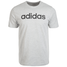 Adidas T-Shirt E LIN Grau