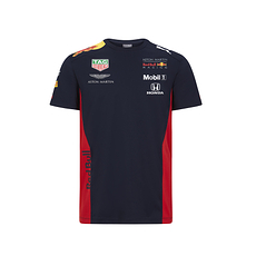 Aston Martin Red Bull Racing Team T-Shirt 2020 navy