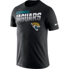 Nike Jacksonville Jaguars T-Shirt NK 2019/2020 Schwarz
